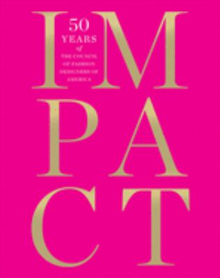 Impact: 50 Years of the Cfda 9781419702310