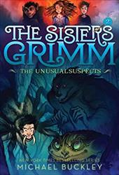 Unusual Suspects (The Sisters Grimm #2): 10th Anniversary Edition (Sisters Grimm, The) 23606810