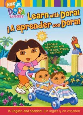 A Aprender Con Dora! 9781416912101