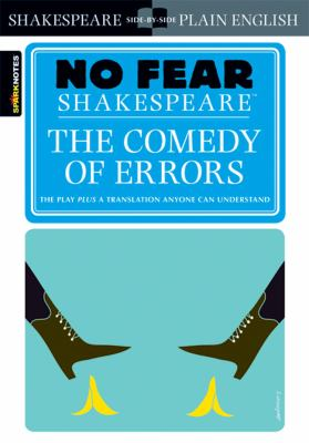 A Comedy of Errors 9781411404373