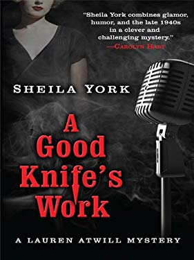 A Good Knife's Work 9781410425782
