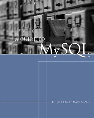 A Guide to MySQL 9781418836351