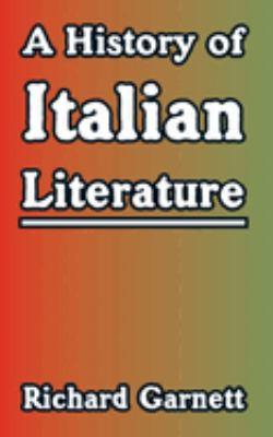 A History of Italian Literature 9781410211941