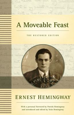 A Moveable Feast: The Restored Edition 9781416591313