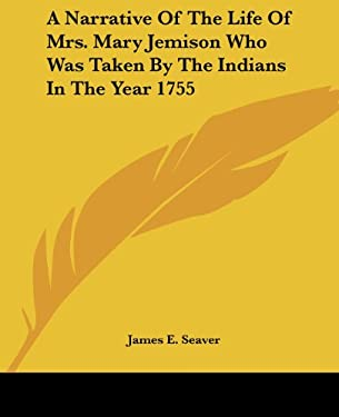 a narrative of the life of mrs mary jemison thesis