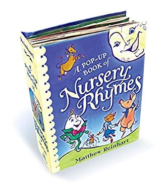 A Pop-Up Book of Nursery Rhymes 9781416918257