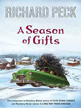 A Season of Gifts 9781410424099