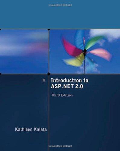 ASP.NET 2.0 9781418837655