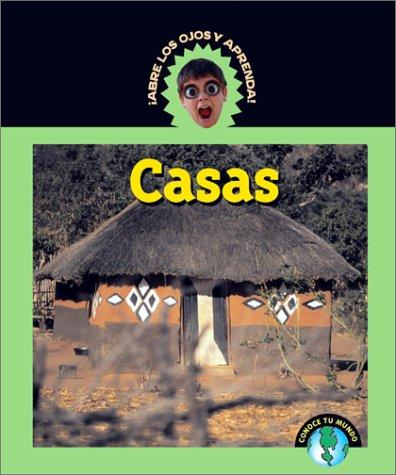 Abre Los Ojos y Aprende: Casas 9781410300270