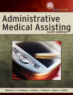 Administrative Medical Assisting [With CDROM] 9781418064112