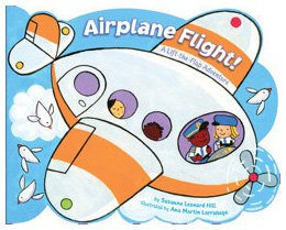 Airplane Flight!: A Lift-The-Flap Adventure 9781416978329