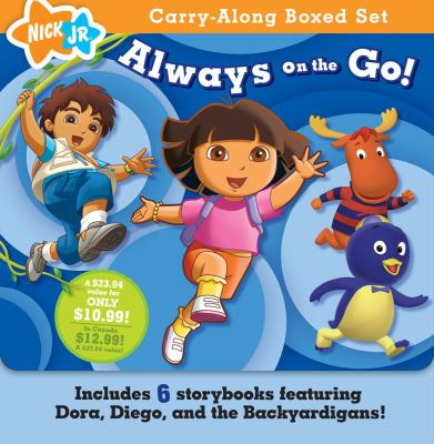 Always on the Go! 9781416975854