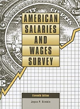 American Salaries and Wages Survey 9781414458038