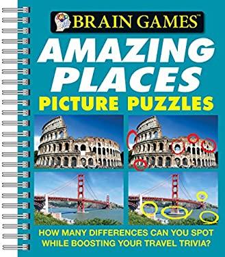 Amazing Places Picture Puzzles 9781412798051