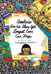 Amelia's Are-We-There-Yet Longest Ever Car Trip
