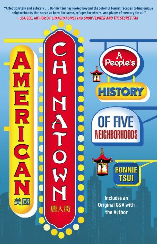 American Chinatown: A People's History of Five Neighborhoods 9781416557241
