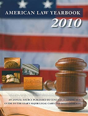 American Law Yearbook: A Guide to the Year's Major Legal Cases and Developments 9781414438818