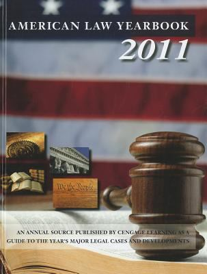 American Law Yearbook 9781414458021