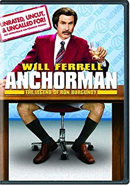 Anchorman: Legend of Ron Burgundy 9781417003679