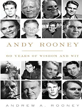 Andy Rooney: 60 Years of Wisdom and Wit 9781410422842