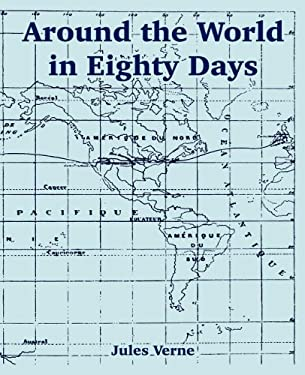 Around the World in Eighty Days 9781410107138