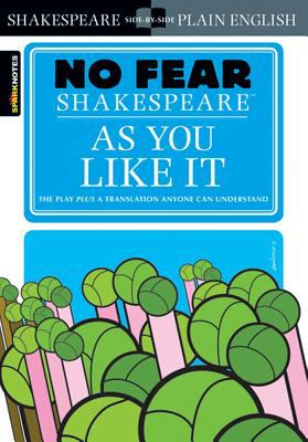 As You Like It (No Fear Shakespeare) 9781411401044