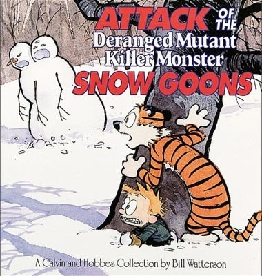 Attack of the Deranged Mutant Killer Monster Snow Goons 9781417642168