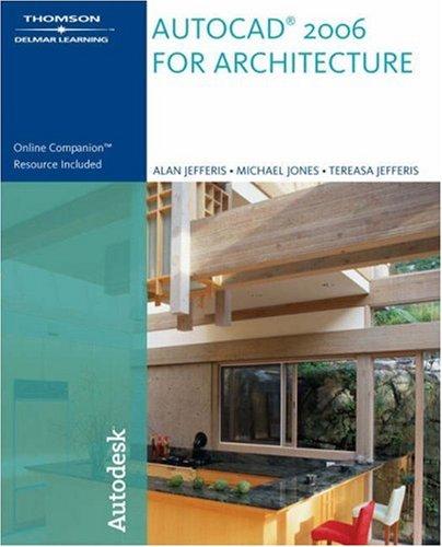 AutoCAD 2006 for Architecture 9781418020507