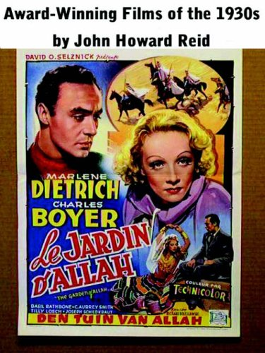 Award-Winning Films of the 1930s