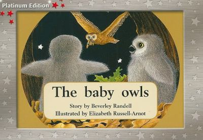The Baby Owls: The Leveled Reader (Levels 3-5) Baby Owls 9781418900397