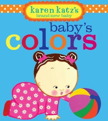 Baby's Colors 9781416998211