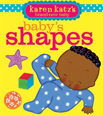 Baby's Shapes 9781416998242