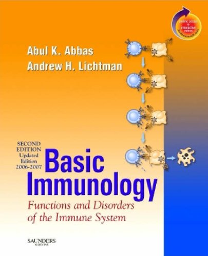 Basic Immunology, Updated Edition 2006-2007: With Student Consult Online Access [With Student Consult Access] 9781416029748