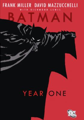 Batman: Year One 9781417776351