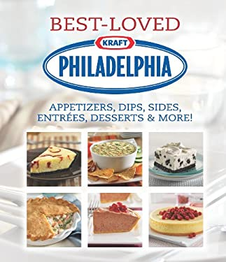 Best-Loved Kraft Philadelphia Recipes 9781412778770