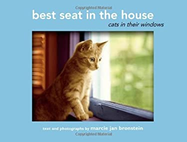 Best Seat in the House: Cats in Their Windows 9781416205319