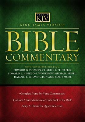 Bible Commentary-KJV 9781418503406