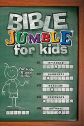 Bible Jumble for Kids 6226668