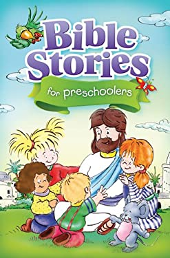 Bible Stories for Preschoolers 9781414339641