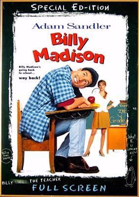 Billy Madison 9781417011063