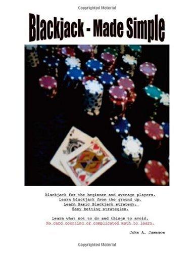 Blackjack - Made Simple 9781412064453