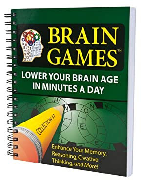 Brain Games Collection #7: Lower Your Brain Age in Minutes a Day 9781412799195