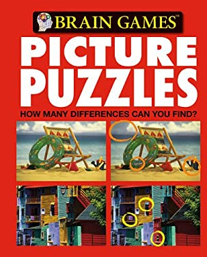 Brain Games Picture Puzzle 1 9781412716079