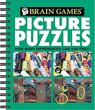 Brain Games Picture Puzzle 2 9781412716086