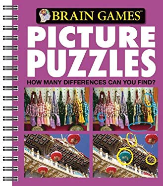 Brain Games Brain Games Pict P 9781412799652