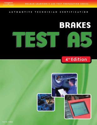 Brakes: Test A5 9781418038823