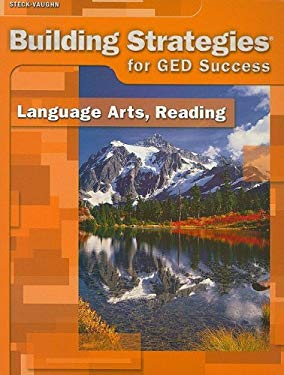 Building Strategies for GED Success: Language Arts, Reading 9781419007965