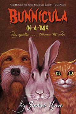 Bunnicula-In-A-Box: Bunnicula, the Celery Stalks at Midnight, Howliday Inn 9781416934981