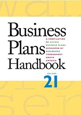 Business Plans Handbook 9781414468334