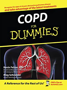 COPD for Dummies 9781410412478